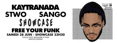 Free Your Funk au Showcase