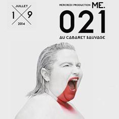 ME.021 au Cabaret Sauvage avec Margaret Dygas et Dyed Soundorom