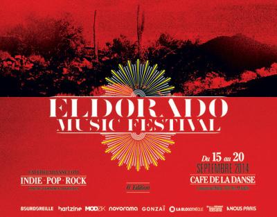 Eldorado Music Festival 2014 au Café de la Danse