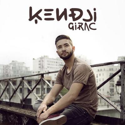 Kendji Girac en concert à La Cigale de Paris en 2015