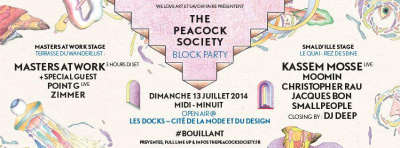 Peacock Society Closing Party aux Docks – Cité de la Mode et du Design