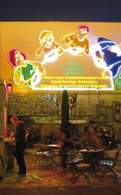 Leipzig Electronic Music Club au Batofar