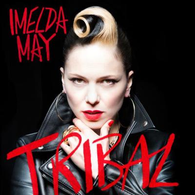 Imelda May en concert à l'Olympia de Paris en novembre 2014