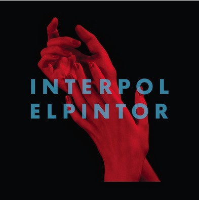 Interpol en concert à l'Olympia de Paris en 2015