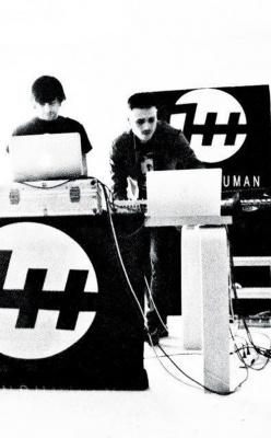 Construct Re-Form Label Night au Batofar avec Transhumans