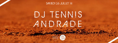 DJ Tennis et Andrade au Zig Zag Club
