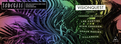 Visionquest au Showcase