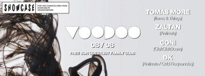 Soirée Voodoo au Showcase
