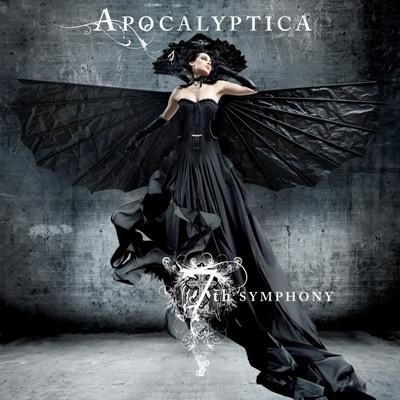 Apocalyptica en concert au Zénith de Paris en 2015