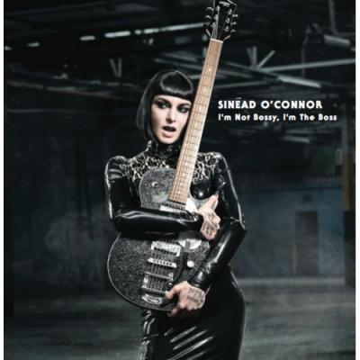 """Sortie du nouvel album de Sinéad O'Connor """"I'm not bossy I'm the boss"""""""
