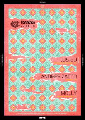 Head On au Rex Club avec Andres Zacco