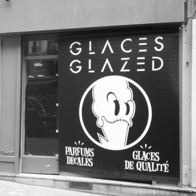 glazed le glacier branch inaugure sa premi re boutique paris. Black Bedroom Furniture Sets. Home Design Ideas