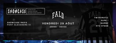 F*A*L*D au Showcase