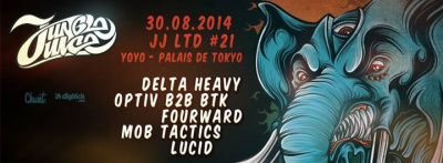 Jungle Juice au Yoyo avec Delta Heavy