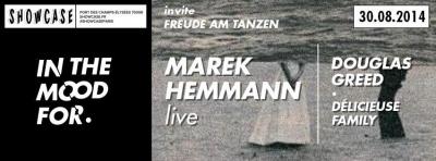 In the Mood For… invite Freude Am Tanzen au Showcase