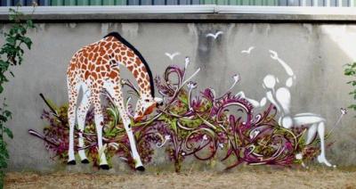 Le Street Art s'invite au BHV Marais
