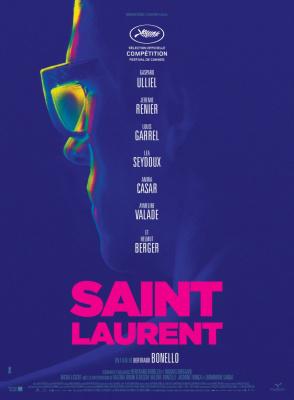 Saint Laurent au cinéma : gagnez vos places !