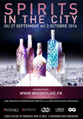 Spirits in the City : le festival off du Whisky Live Paris
