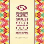 Free Your Funk x Soulection à La Bellevilloise