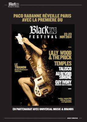 Black XS Festival au Trianon de Paris
