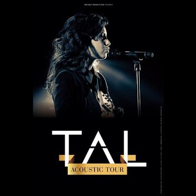 """Tal en """"Acoustic Tour"""" au Casino de Paris en 2015"""