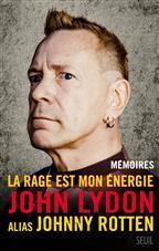 Johnny Rotten en dédicace exceptionnelle à la Fnac Saint Lazare