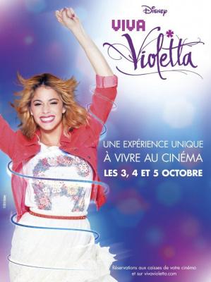 Week-end Violetta au cinéma !