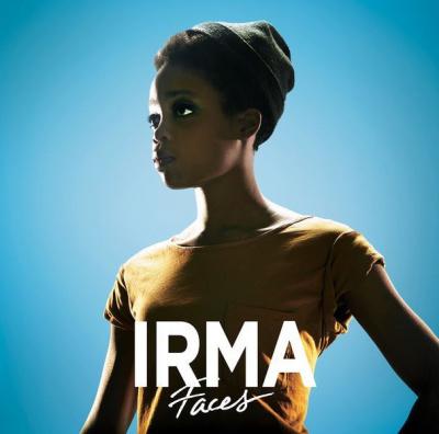 Irma en concert aux Folies Bergère de Paris en 2015