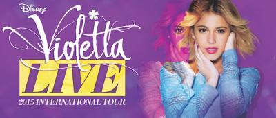 Violetta Live : trois concerts au Zénith de Paris en février 2015