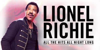 Lionel Richie en concert au Zénith de Paris en mars 2015