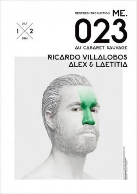 Me.023 au Cabaret Sauvage avec Ricardo Villalobos