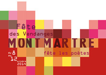 Fête des Vendanges 2014 : parcours poétique à Montmartre