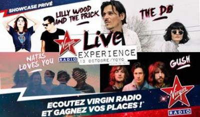 Virgin Radio Live Experience au Yoyo : gagnez vos places !
