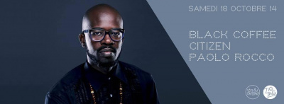 Black Coffee au Zig Zag Club