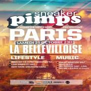 Sneaker Pimps à La Bellevilloise