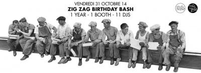 Zig Zag Birthday Bash