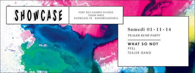 Tealer Kush Party au Showcase
