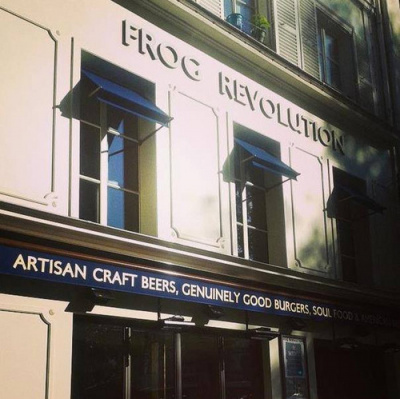 Frog Revolution : nouveau FrogPubs à Paris