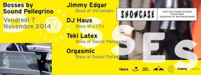 Bosses by Sound Pellegrino au Showcase