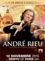 André Rieu en concert au Zénith de Paris en novembre 2015