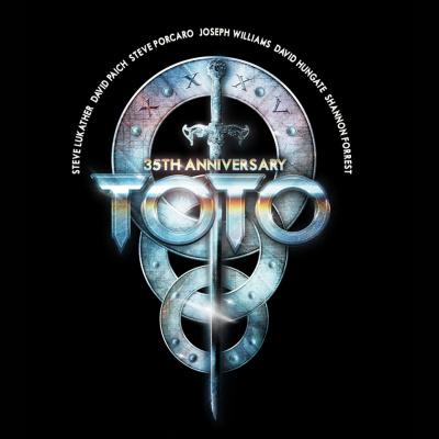 Toto en concert au Zénith de Paris en mai 2015