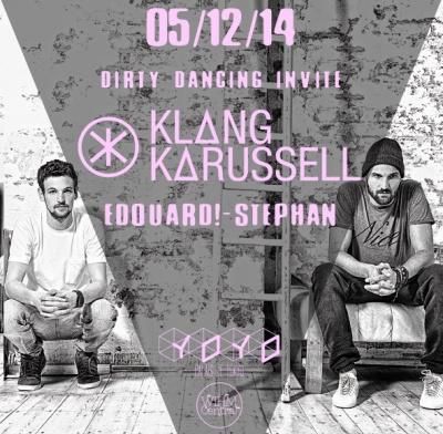 Dirty Dancing présente Klangkarussell au Yoyo