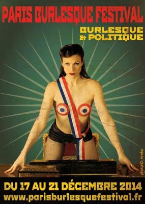 Paris Burlesque Festival 2014 : la programmation