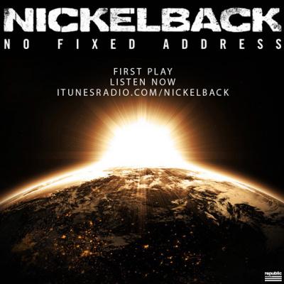 Nickelback en concert au Zénith de Paris en novembre 2015