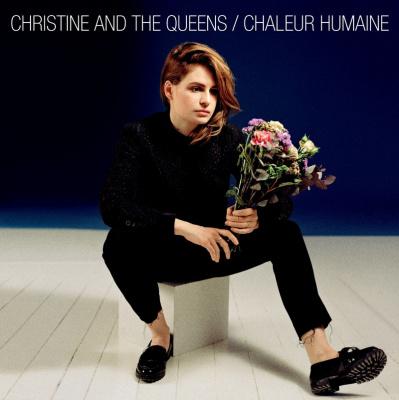 Christine and The Queens en concert au Zénith de Paris en septembre 2015