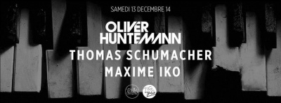 Oliver Huntemann au Zig Zag Club