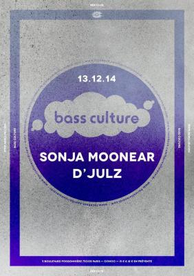 Bass Culture au Rex Club avec Sonja Moonear