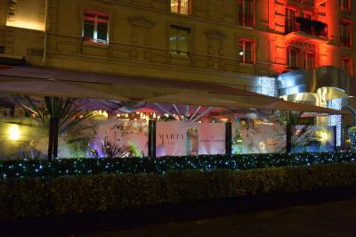 The Ultimate Gin & Tonic Bar : bar éphémère au Marta Le Bar