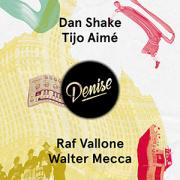 Denise à la Bellevilloise avec Dan Shake