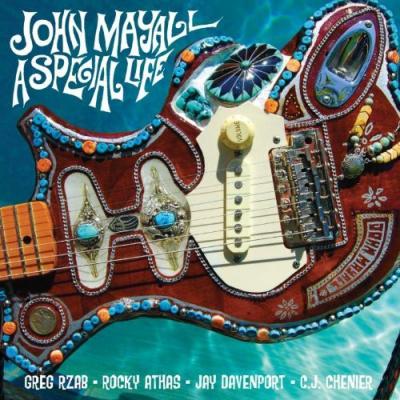 John Mayall en concert à l'Olympia de Paris en 2015